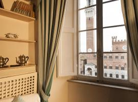 Queenanne Apartment Siena Italy