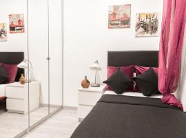 Apartment Deluxe Red Barcelona Spain