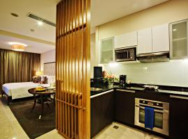 Hotel near Pasig City: Oakwood Premier Joy - Nostalg Center Manila