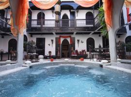 Hotel photo: Riad & Spa le Secret de Zoraida