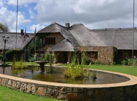 Walkersons Hotel & Spa Dullstroom South Africa