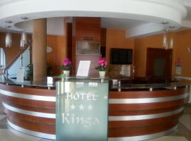 Hotel photo: Hotel Restauracja Kinga
