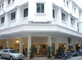 LK Mansion Pattaya Central Thailand