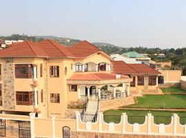 Hotel near Bujumbura Intl airport : Mountain View Hotel