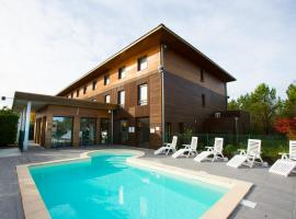 Hotel Photo: All Suites Le Teich – Bassin d'Arcachon
