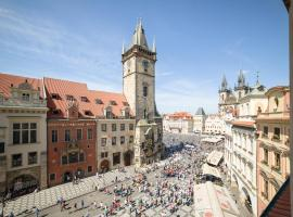 Apartments Old Town Square 27 Prague Czech Republic