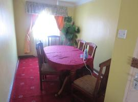 Hotel near  Jomo Kenyatta International  airport:  Luxury Furnished 3 bedroom Apartment Nyayo Embakasi