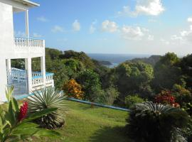 Sunrise Garden Apartments Calibishie Dominica