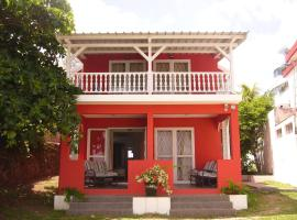 Hotel photo: Colibri Beach Villas