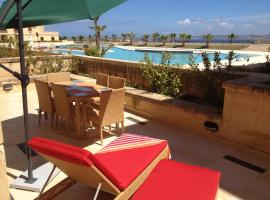 Hotel near Comino: Fort Chambray Apartment