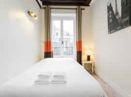 Appartement Beaubourg Paris France