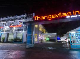Hotel Thangavilas Inn Kumbakonam India
