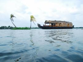 Pournami Houseboats Alleppey India