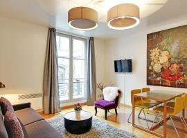 Short Stay Apartment Museum View Paris France