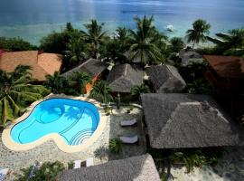 Magic Island Dive Resort Moalboal Philippines