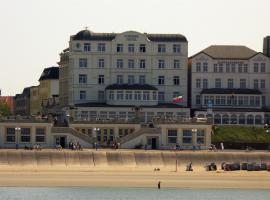 Hotel Photo: Nordsee Hotel Borkum