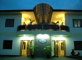 Hotel near Suriname