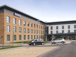 Hotel near  Edinburgh  airport:  Premier Inn Edinburgh Airport (Newbridge)