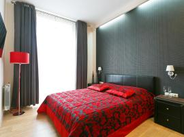 Hotel Photo: Minsk Apartment Service Luxe class