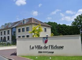 Hotel Photo: La Villa de l'Ecluse