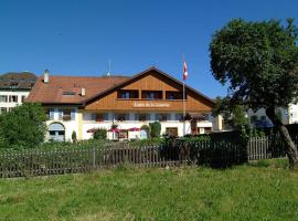 Hotel photo: Logis de la Licorne