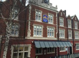 Best Western Crewe Arms Hotel Crewe United Kingdom