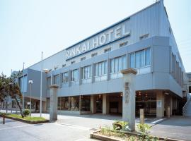 Hotel Photo: Rinkai Hotel Kitamise
