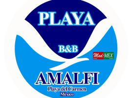 Playa Amalfi B&B Playa del Carmen Mexico