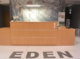 A picture of the hotel: Hotel Eden