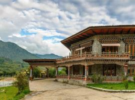Hotel near Paro airport : Tashi Namgay Resort