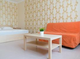 Yellow Room Apartment Krasnogorsk Russia