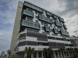 A picture of the hotel: Cathayana Hotel Kuantan