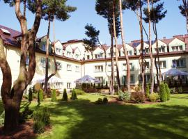 Hotel near  Pyrzowice  airport:  Hotel Wilga by Katowice Airport