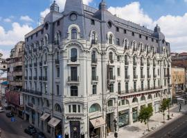 Hotel Cismigiu Bucharest Romania