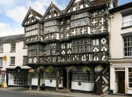 Hotel Photo: The Feathers Hotel Ludlow