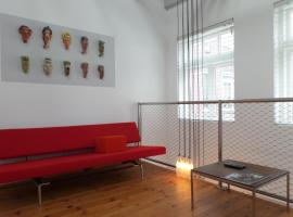 Short Stay City Appartement The Hague Netherlands