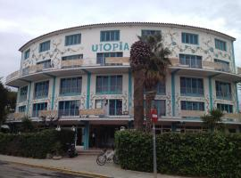 Hotel Photo: Utopia Beach House