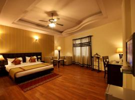 Hotel near Indira Gandhi Intl airport : Hotel The Class (A Unit of Lohia Group of Hotels)