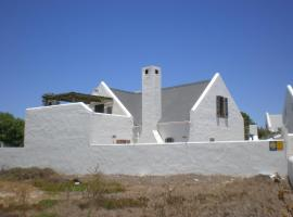 De Vlugt Holiday Home Paternoster South Africa
