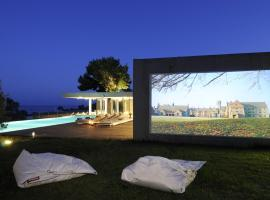 Villa 4 Elements Koukounaries Greece