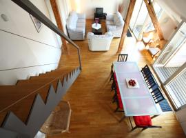 Vltava Penthouse Prague Czech Republic