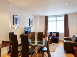 City Marque Vauxhall Serviced Apartments,