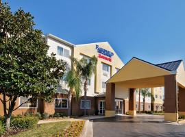 Fairfield Inn and Suites by Marriott Tampa North Tampa STATELE UNITE ALE AMERICII