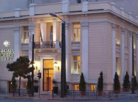 Acropolis Museum Boutique Hotel Athens Greece