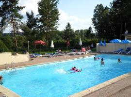 Camping les Pinasses La Chapelle France