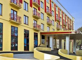 Hotel near  Lozuvatka International Airport  airport:  Optima Hotel Deluxe