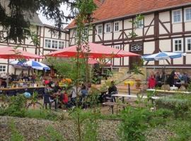 Hotel-Restaurant Johanneshof Nentershausen Germany