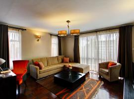 Nelson's Court Serviced Apartments Nairobi Kenya