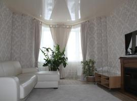 Hotel near  Omsk  airport:  Apartment Stepantsa