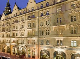 Hotel Paris Prague Prag Tjeckien